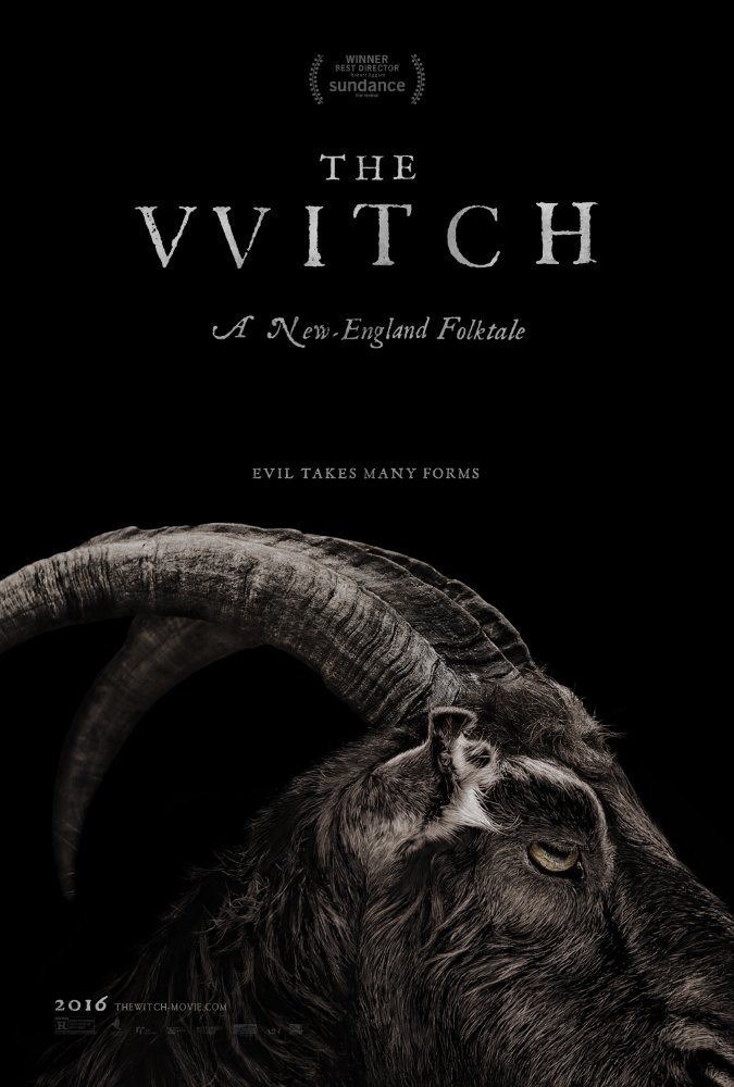 Movie poster for The Witch