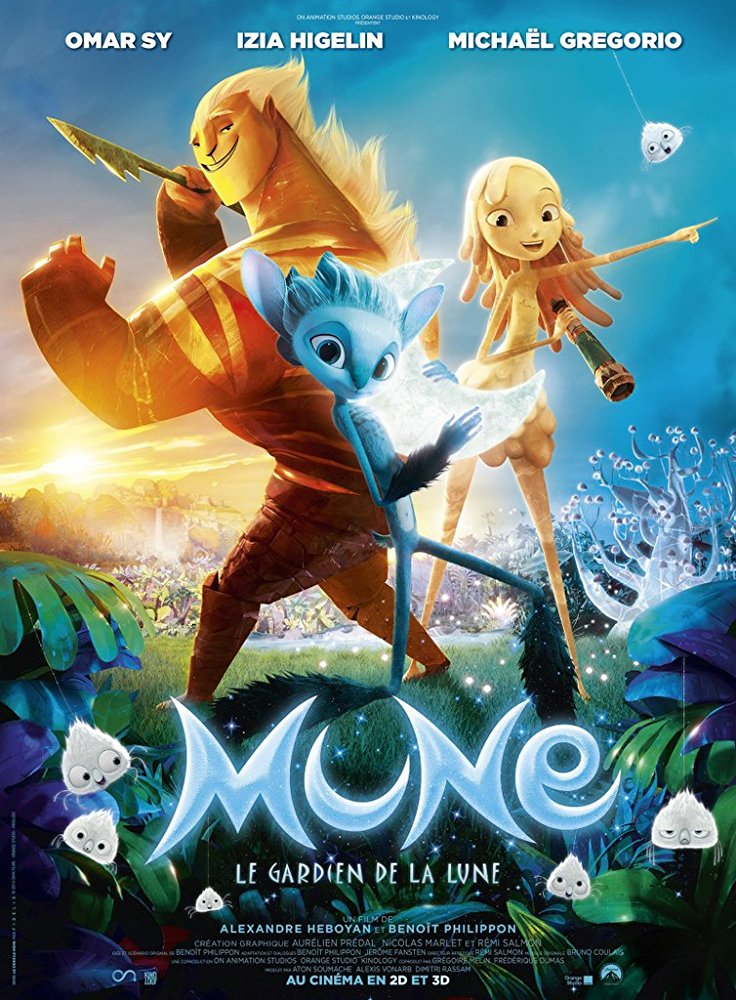 Movie poster for Mune: Guardian of the Moon